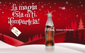 Cocacola Screensaver 10